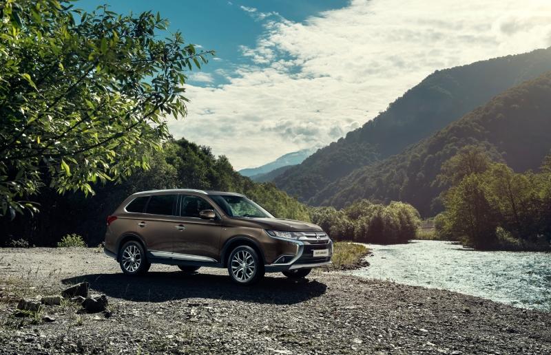Лимитированное предложение на покупку Mitsubishi Outlander по схеме трейд-ин в кредит со ставкой 0%